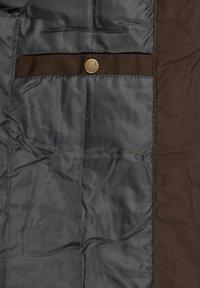 Solid - TILAS - Winter jacket - dark brown - 6
