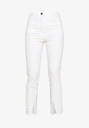 PANTALONI - Jeans Skinny Fit - bianco