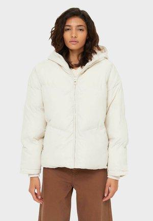 OVERSIZE - Winter jacket - beige