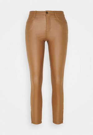 NMKIMMY PANTS - Jeans Skinny Fit - toasted coconut