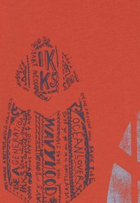 IKKS - Printtipaita - corail - 2