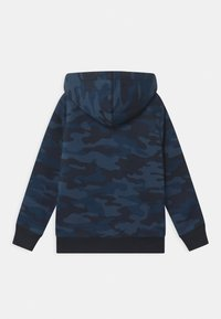 GAP - BOY COZY LOGO - Zip-up hoodie - dark blue - 1