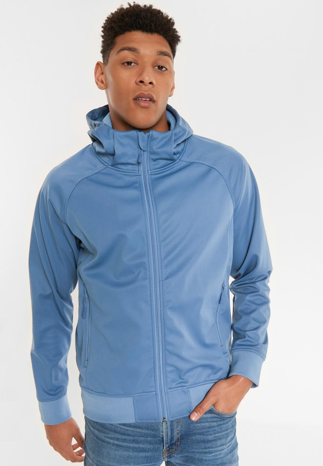 POPPET DELIGHT - Outdoor jacket - blue shadow