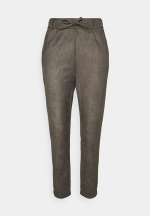 ONLPOPTRASH EASY PANT - Pantalon classique - beluga
