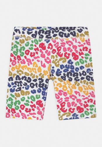 RAINBOW LEOPARD CYCLE - Shorts - multi-coloured