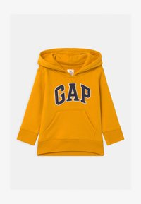 GAP - TODDLER BOY LOGO - Kapuzenpullover - rugby gold - 0