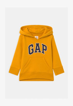 TODDLER BOY LOGO - Kapuzenpullover - rugby gold