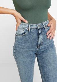 Topshop Tall - JAMIE AUSTIN - Jeans Skinny Fit - grrencast - 3