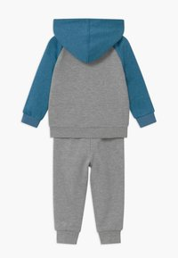 Converse - COLORBLOCK DINO SET - Tracksuit - grey - 1