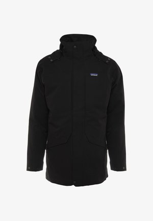 TRES 2-IN-1 PARKA - Doudoune - black