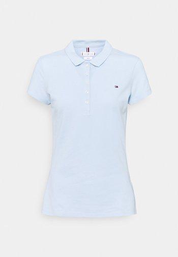 SLIM - Poloskjorter - blue