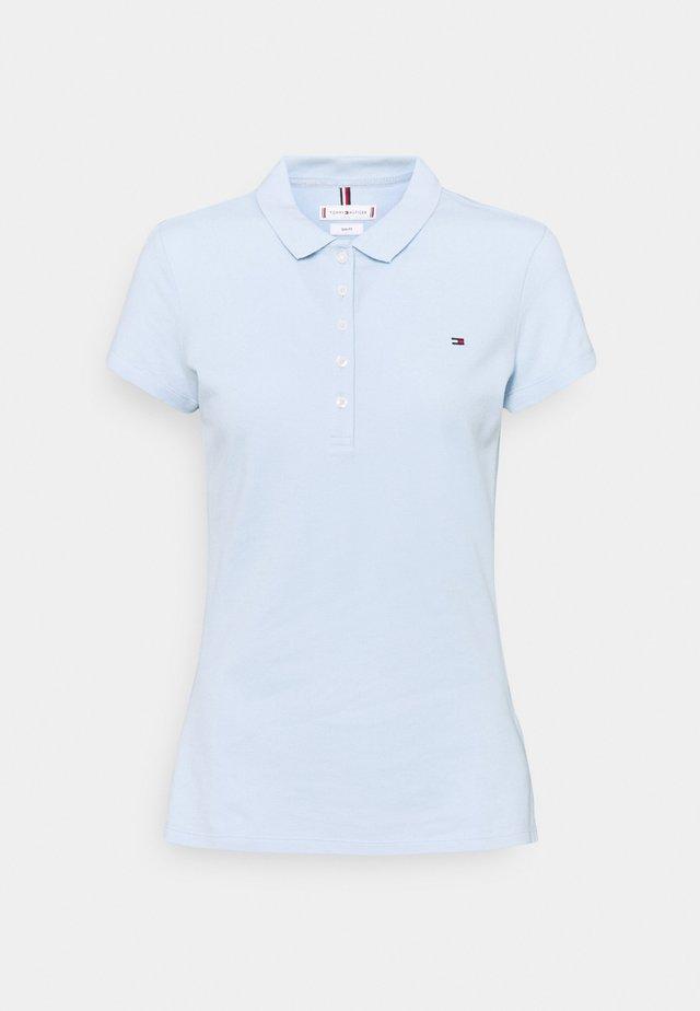 SLIM - Polo shirt - blue