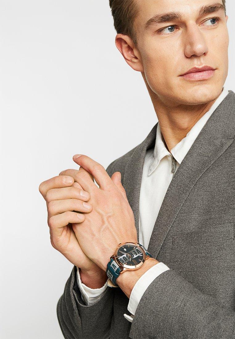 Versus Versace - BARBES - Watch - grey/rose