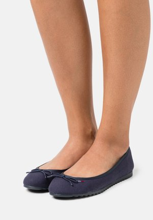 ESSENTIAL  - Klassischer  Ballerina - twilight navy