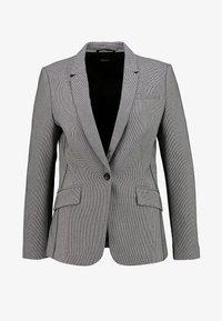 Esprit Collection - CHECK - Blazer - black - 4