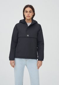 PULL&BEAR - Giacca invernale - black - 0