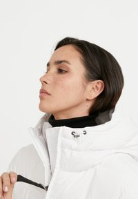 Finn Flare - Down coat - white