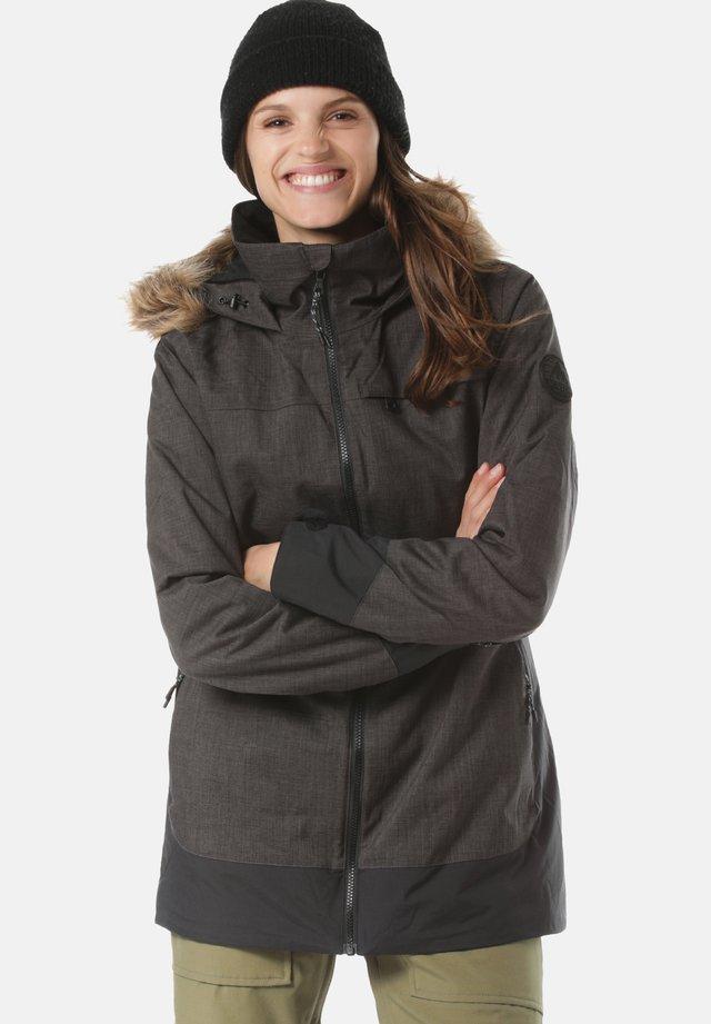 LELAH - Zimní kabát - black