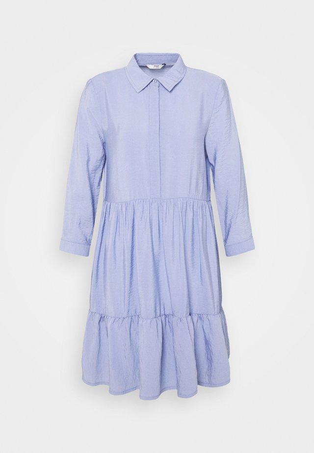ONLENYA LIFE - Shirt dress - blue heron