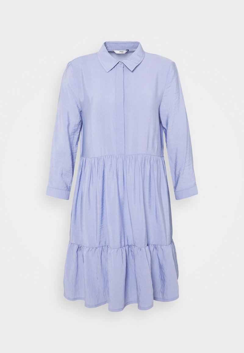 ONLY - ONLENYA LIFE - Shirt dress - blue heron