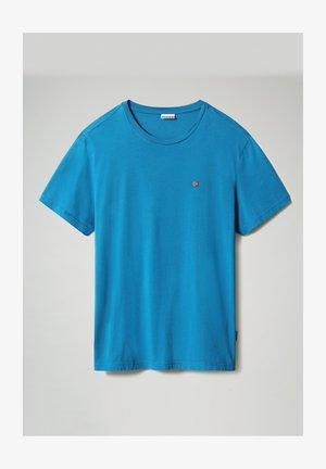 SALIS - T-shirt basique - mykonos blue