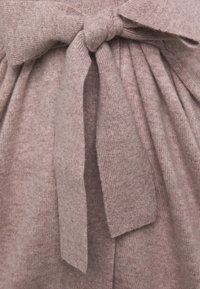Davida Cashmere - CLASSIC LONG CARDIGAN - Cardigan - sand - 3