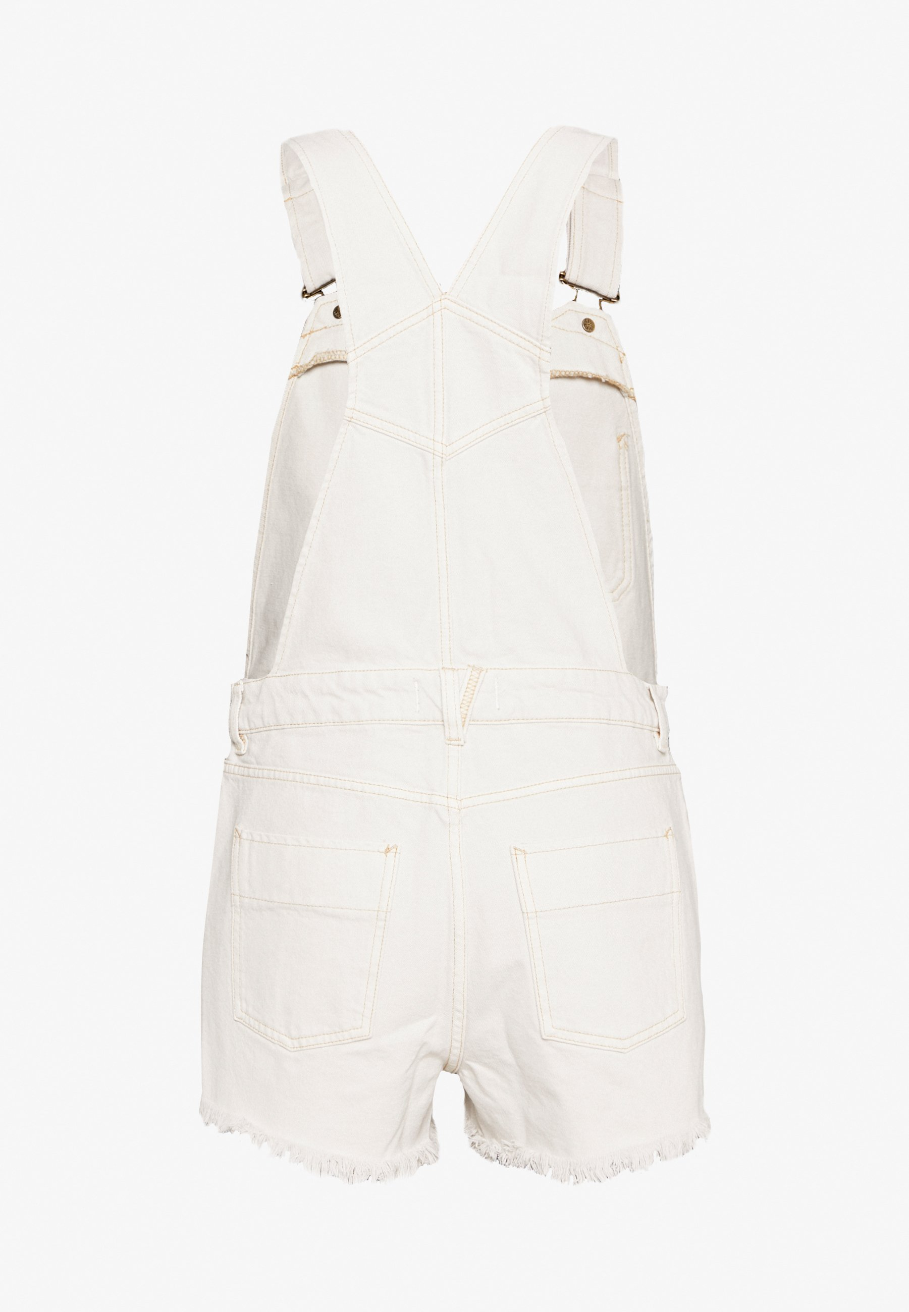 Free People SUNKISSED - Jumpsuit - white