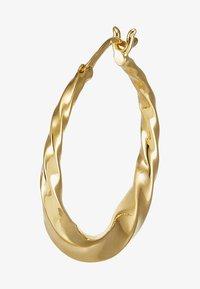 Maria Black - SADIE HOOP EARRING - Earrings - gold-coloured - 4
