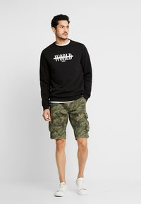 INDICODE JEANS - MONROE - Shorts - dired - 1