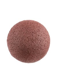 Konjac Sponge - KONJAC FACIAL SPONGE - Skincare tool - rote tonerde - 2