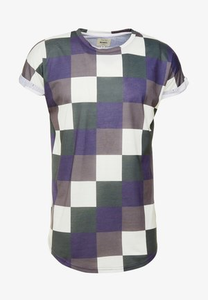 RRBRIAN TEE - T-shirts med print - navy