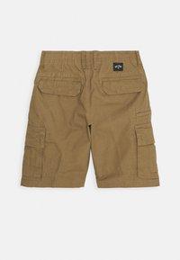 Billabong - SCHEME BOY - Cargo trousers - light khaki - 1