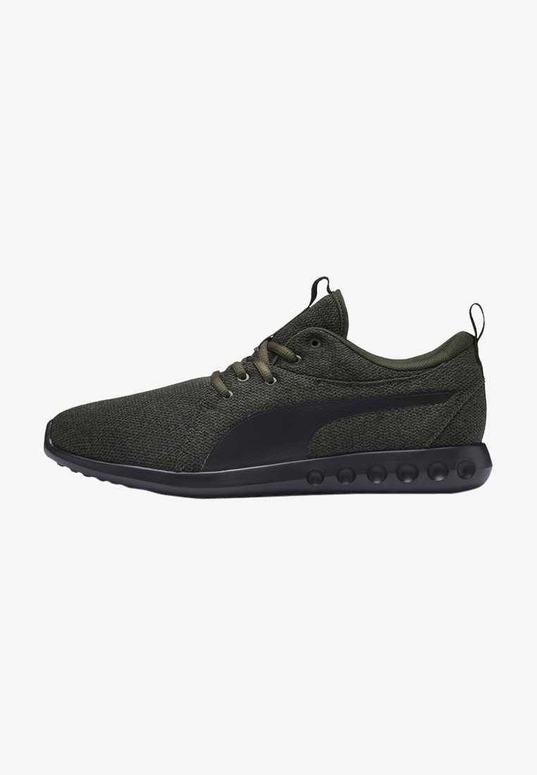 Puma - Neutral running shoes - forest night-black
