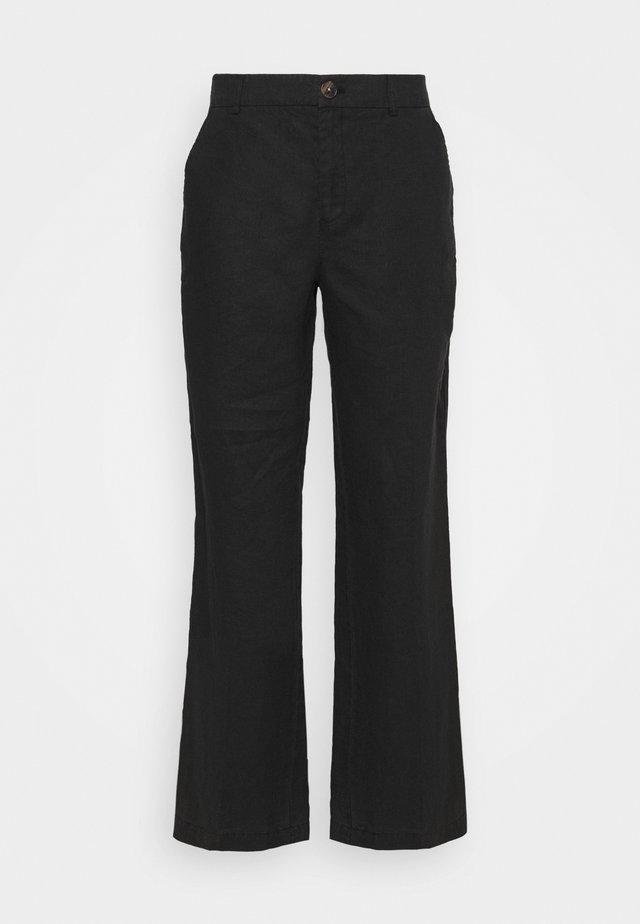 BEGITTAPW - Pantalon classique - black