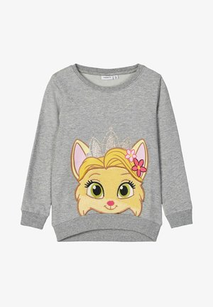 DISNEY PALACE PETS - Sweatshirt - grey melange