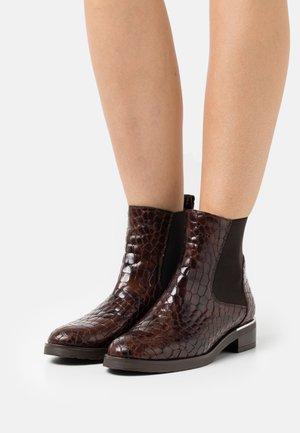 Classic ankle boots - sah marron