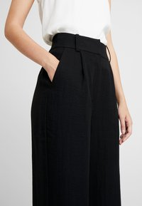 EDITED - LUCY TROUSERS - Bukse - black - 5