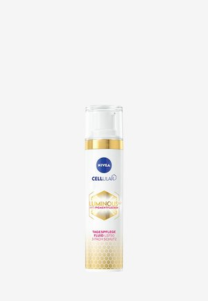 CELLULAR LUMINOUS630 ANTI-PIGMENT DAY FLUID SPF 50 - Serum - -