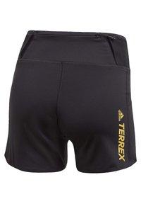 adidas Performance - TERREX PARLEY AGRAVIC SHORTS - Urheilushortsit - black - 9
