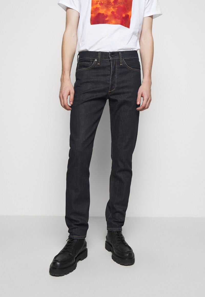 rag & bone - FIT  - Džíny Straight Fit - porter