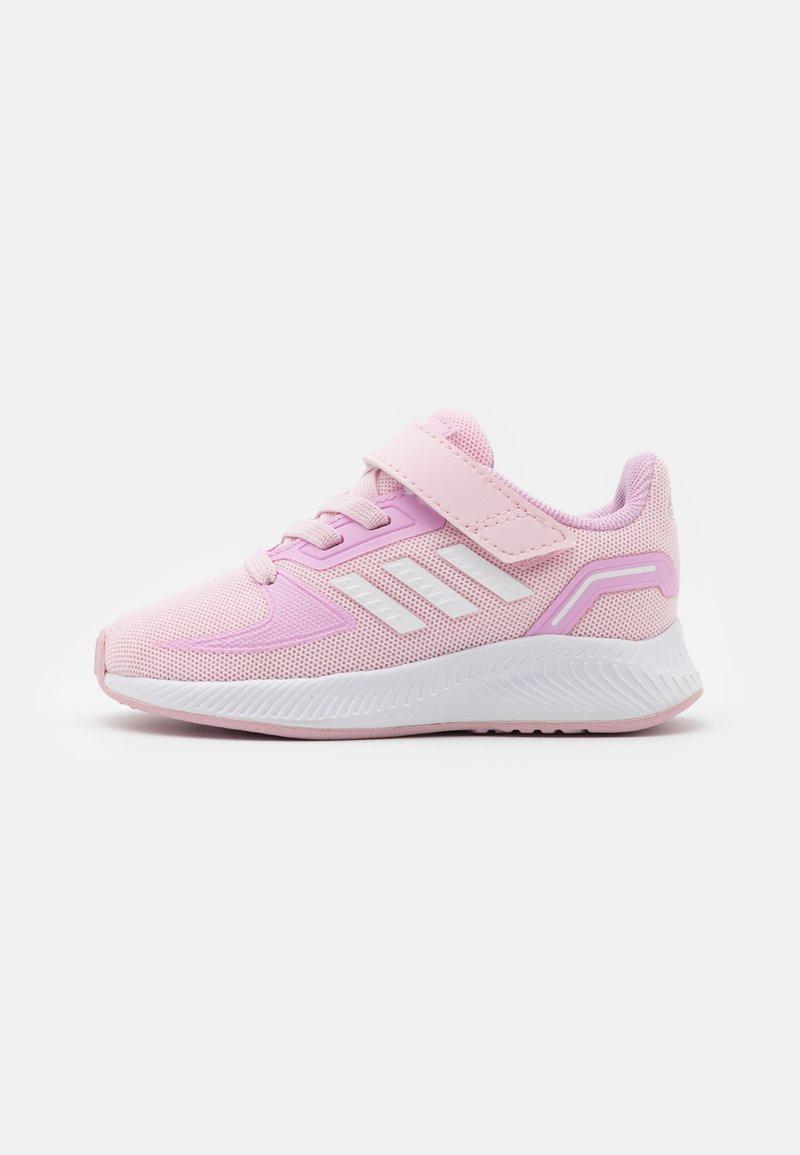adidas Performance - RUNFALCON 2.0 UNISEX - Hardloopschoenen neutraal - clear pink/footwear white/clear lila