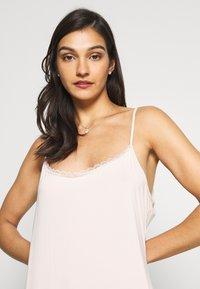 Marks & Spencer London - COOL SLIP - Noční košile - almond - 4