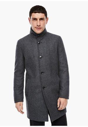 SLIM FIT - Classic coat - grey