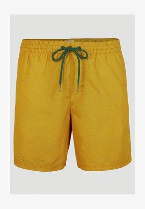 Zwemshorts - yellow ao