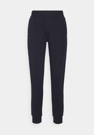 REGULAR PANT - Tracksuit bottoms - blue