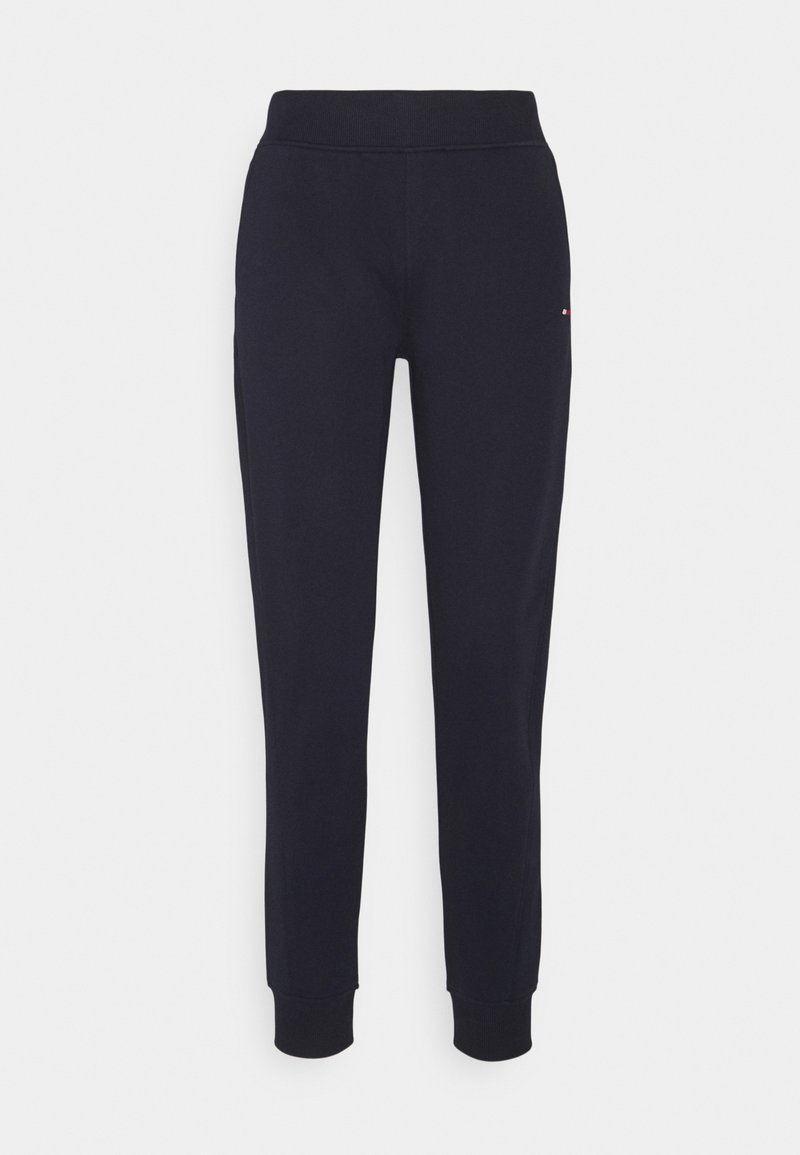 Tommy Hilfiger - REGULAR PANT - Pantalon de survêtement - blue