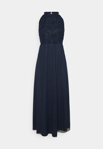 VIULRIKANA HALTERNECK - Společenské šaty - navy blazer