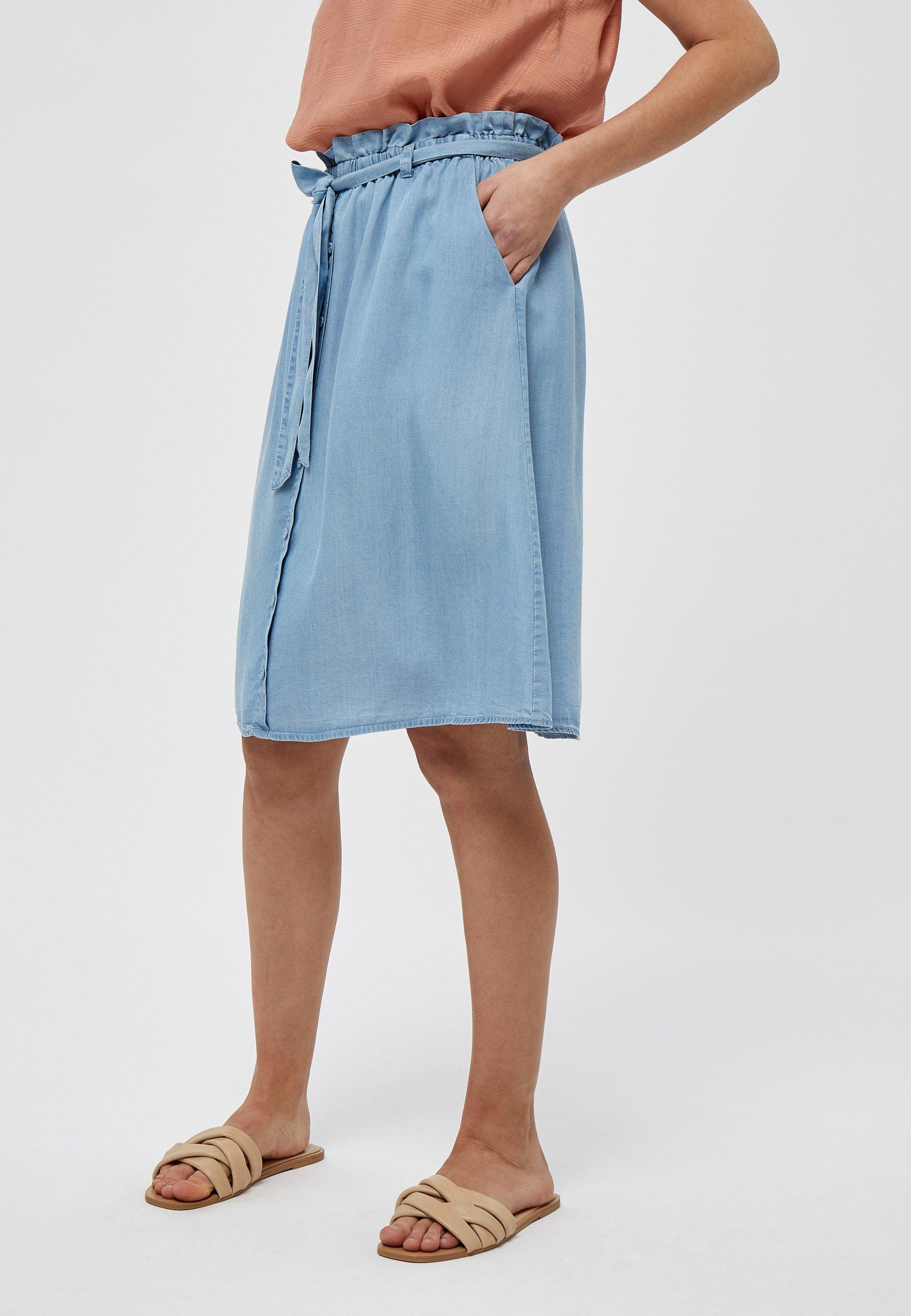 Femme HERMINA  - Jupe en jean