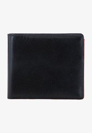 RFID - Portafoglio - black/orange