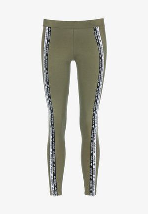 Leggings - Trousers - legacy green